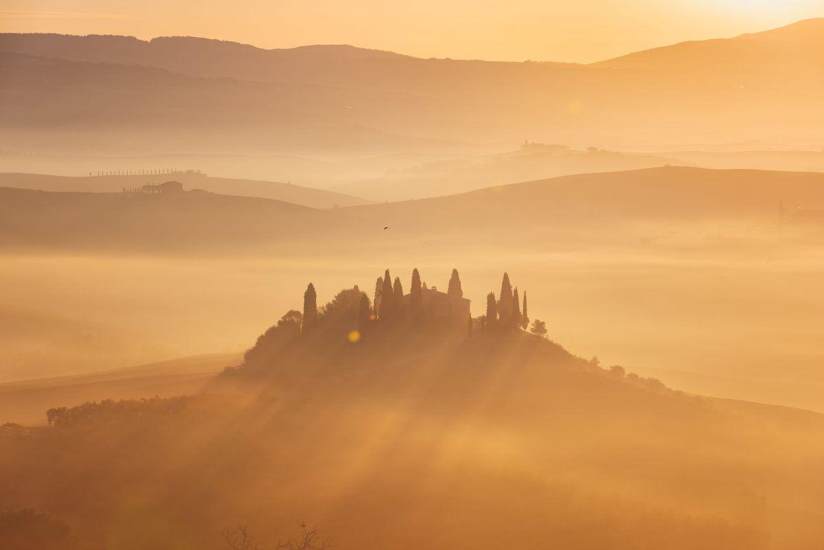 viaje fotografico Toscana