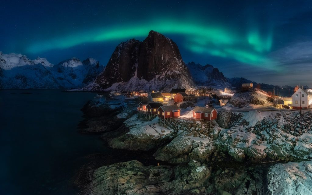 viaje fotografico Islas Lofoten