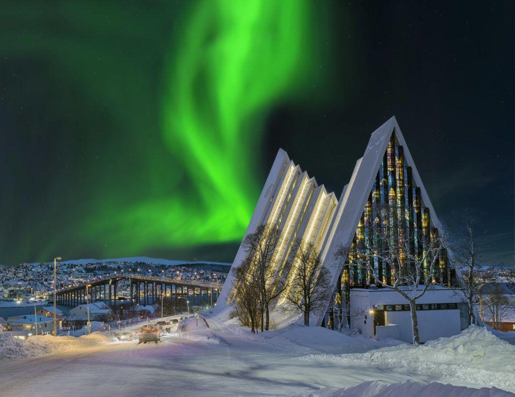 viaje fotografico Tromso