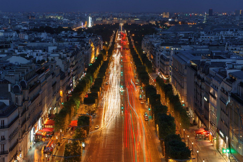 viaje fotografico Paris