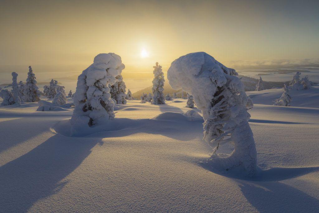 viaje fotografico Laponia rusa